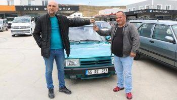 İkinci el araba fiyatları uçuşta: Doğan ve Şahin 60 bin TL
