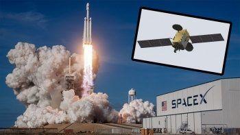 İlk milli haberleşme uydusu Türksat 6A'ya SpaceX güvencesi