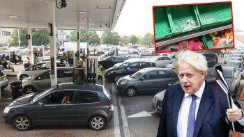 İngiltere'de acil durum toplantısı! Ordu devreye girebilir