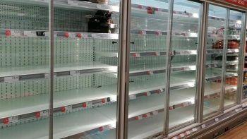 İngiltere'de gıda kıtlığı yaşanıyor