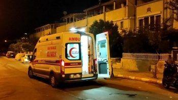 İnsanlık ölmüş: Kaza yapan kadına yardım etmek yerine gasp etti