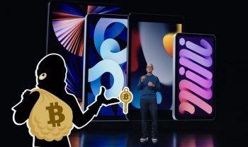 iPhone 13'te vurgun girişimi: Dolandırıcıların Bitcoin oyunu