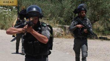 İsrail güçlerinden Kudüs'te hastaneye baskın: 3 Filistinli gözaltında 1 kişi yaralı