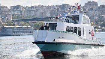 İstanbul'da deniz taksi ücretleri netleşti