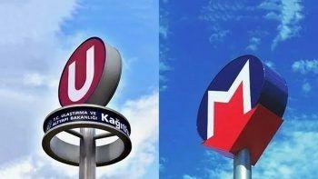 İstanbul'da 'metro simgesi' krizi: Bakanlıktan açıklama geldi