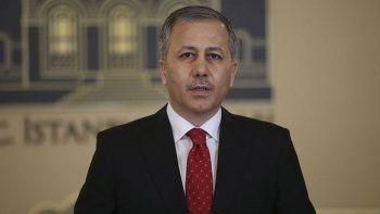 """İstanbul Valisi Ali Yerlikaya: """"Aşılama oranımız yüzde 82,5"""""""