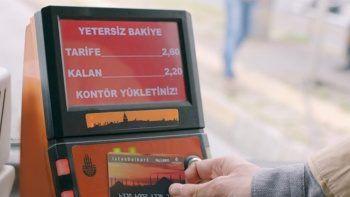 İstanbulkart'ta yetersiz bakiye sorununa 'eksi bakiye' çözümü
