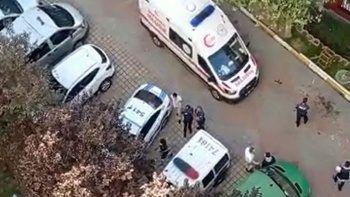 Kan donduran olay: 'Karımı öldürdüm polisi arayın' diye bağırdı