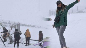 Kar kalınlığı 30 santimetreyi buldu