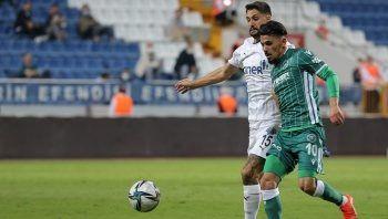 Kasımpaşa ile İttifak Holding Konyaspor 1-1 berabere kaldı