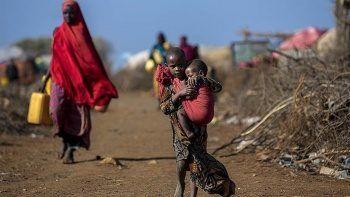 Korkunç iddia: Etiyopya'da en az 150 kişi açlıktan öldü
