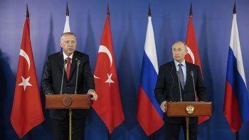 Kremlin: İdlib'le ilgili siyasi irade ortaya koydular