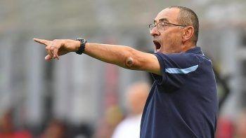 Lazio Teknik Direktörü Maurizio Sarri: Fatih Terim takip ettiğim hocalardan biri