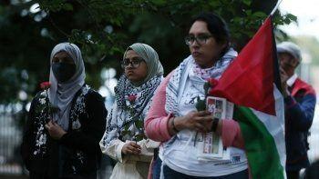 Londra'da İsrail protestosu: Silahlandırmaya son verin
