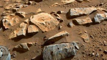 Mars'ta hayatın olduğuna dair büyük kanıt!