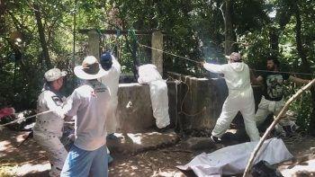 Meksika'da artezyen kuyusunda 20 ceset bulundu!