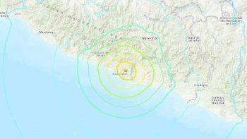 Meksika'yı afetler vurdu! Sel sonrası 6.9 büyüklüğünde deprem
