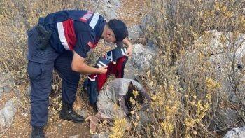 Mersin'de 3 gündür aranan kadın kırsal alanda bulundu