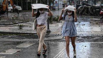 Meteoroloji'den sağanak uyarısı (Bugün hava nasıl olacak)