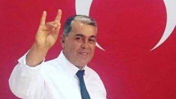MHP İlçe Başkanı kazada öldü
