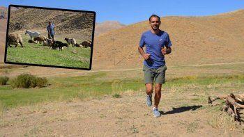 Milli atletin çobanlıktan spora uzanan başarı öyküsü