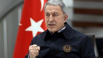 Milli Savunma Bakanı Akar: Türkiye bu coğrafyanın kaderidir