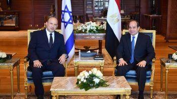 Mısır ve İsrail'in arasında 10 yılın ardından bir ilk