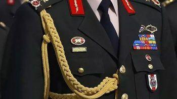 MSB: 2 general kendi istekleri ile emekli oldu