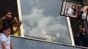 Muş'ta can pazarı: Kurs merkezinde çıkan yangında 80 öğrenci mahsur kaldı