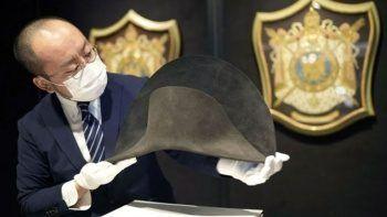 Napolyon Bonapart'ın DNA'sının olduğu şapka milyonlarca dolara satılabilir