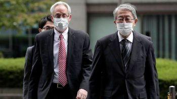 Nissan'ın eski başkan yardımcısına hapis istemi