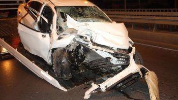Otostop yaparak bindi, kazada hayatını kaybetti