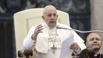 Papa Francis: Bazıları ölmemi istese de hala hayattayım