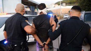 Paslı kaşıkla İsrail zindanından kaçmışlardı! 4 kişi yakalandı
