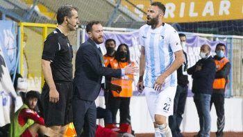 PFDK'den Mustafa Yumlu'ya 4 maç ceza!