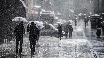Plan yapanlar dikkat: Meteoroloji akşam saatleri için uyardı, yağış geliyor