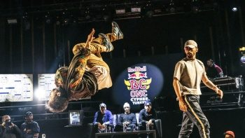 Red Bull BC One'a başvurular 21 Eylül'e kadar devam edecek