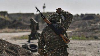 Rus barış güçlerinin olduğu yerden Ermeni grupları Azerbaycan'a ateş açtı