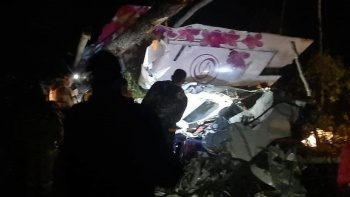 Rusya'da 4 kişinin ölümüne neden olan uçağın karakutusu bulundu