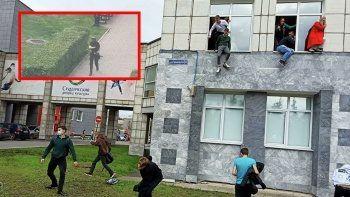 Rusya'daki üniversite saldırganının son paylaşımı ortaya çıktı