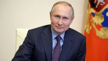 Rusya Devlet Başkanı Vladimir Putin karantinaya girdi
