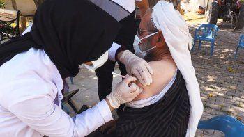 Şanlıurfa'ya aşı operasyonu: Ekip sayısı iki katına çıkarıldı