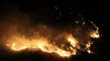 Şemdinli'de orman yangını! Ekipler seferber oldu