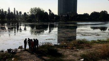 Seyhan Nehri'nde erkek cesedi