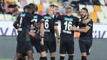 Sivasspor, deplasmanda Malatyaspor'u devirdi