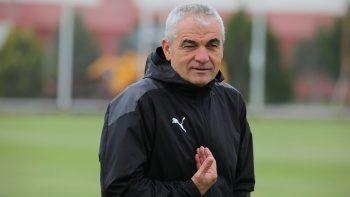 Sivasspor Teknik Direktörü Rıza Çalımbay'dan Fenerbahçe'ye sert tepki!