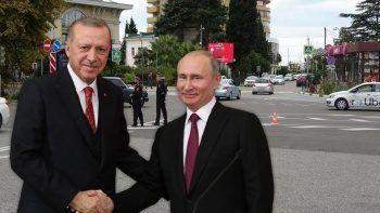 Soçi'de güvenlik önlemleri alındı: Erdoğan ve Putin görüşmesi için hazır