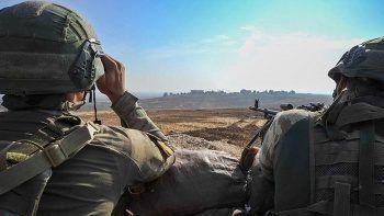 Son dakika: 4 PKK/YPG'li terörist öldürüldü