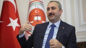 Son dakika! Adalet Bakanı Gül'den 'yeni adli yıl' mesajı