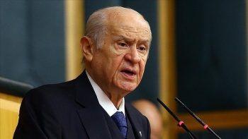 Devlet Bahçeli'den Kılıçdaroğlu'na HDP tepkisi